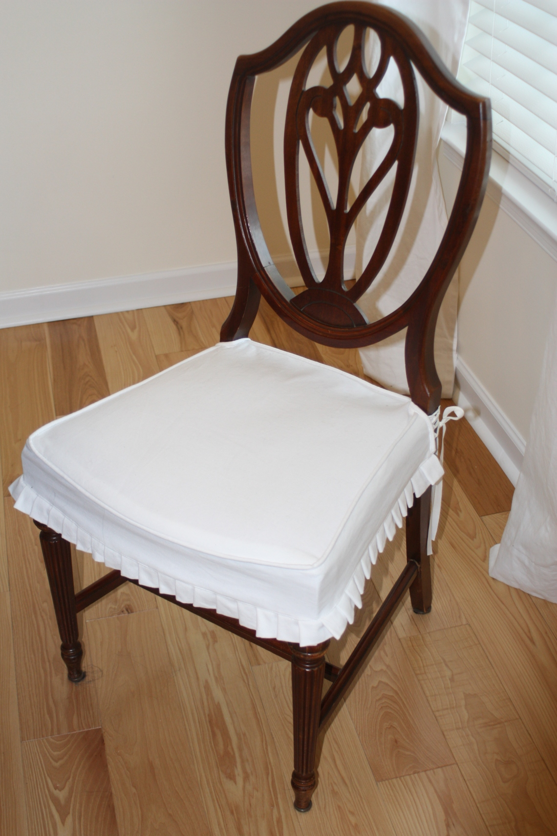 Image Result For Dining Room Chair Seat Covers With Ties